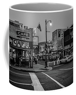 Now Entering Beale  Coffee Mug