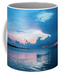 Now The Day Is Over Coffee Mug
