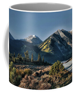 Nowhere To Go But Everywhere Coffee Mug