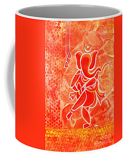 Nritya Ganesha- Dancing God Coffee Mug