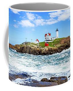 Nubble Light 1x2 Coffee Mug