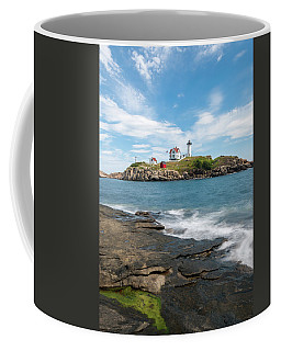 Nubble Light IIi Coffee Mug