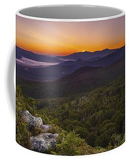 Nubble Sunrise Coffee Mug