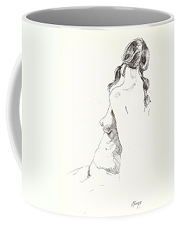 Nude 9 Coffee Mug