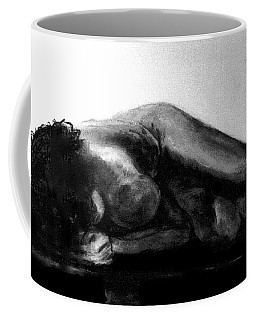 Nude As Landscape Coffee Mug