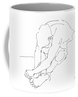 Nude Male Drawings 8 Coffee Mug