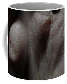 Nude Palm 2 Coffee Mug