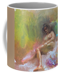 Nude Study Coffee Mug