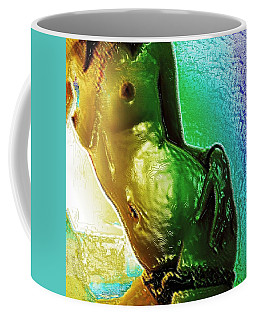 Nudey Coffee Mug by Piety Dsilva