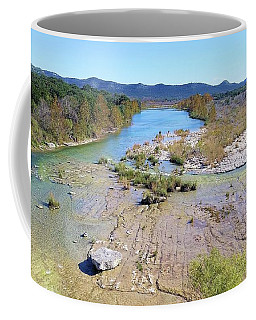 Nueces River Coffee Mug