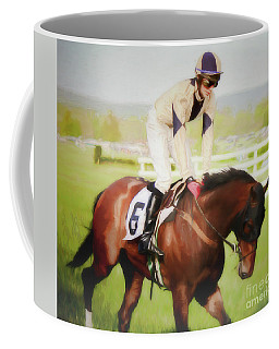 Coffee Mug featuring the photograph Number 6 by Ola Allen