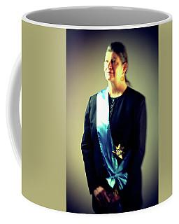 Number One A Portrait By Jason Hunter Coffee Mug