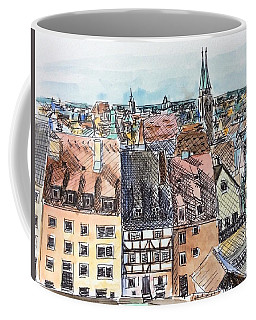 Nuremberg Views Coffee Mug