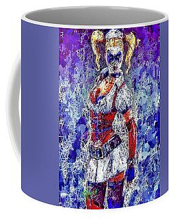 Nurse Harley Quinn Coffee Mug