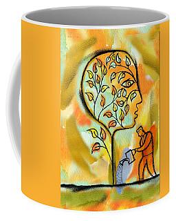 Nurturing And Caring Coffee Mug