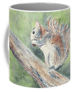 Nut Job Coffee Mug