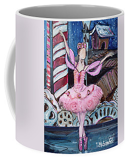 Nutcracker Sugar Plum Fairy Coffee Mug