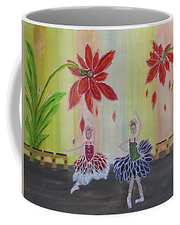 Nutcrackers Waltz Of The Flowers Coffee Mug