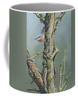 Nuthatch Coffee Mug
