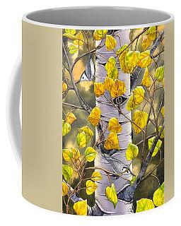 Nuthatches Coffee Mug
