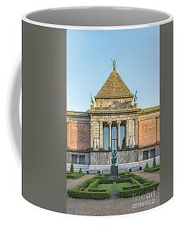 Coffee Mug featuring the photograph Ny Carlsberg Glyptotek In Copenhagen by Antony McAulay