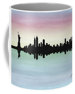 NY Coffee Mug by Edwin Alverio