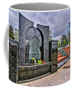 Nyamiha Stampede Memorial Coffee Mug