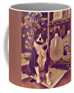 Nyc Bodega Cat Coffee Mug