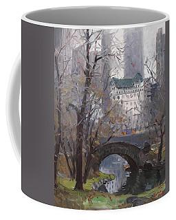 Nyc Central Park Coffee Mug