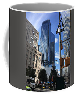 Nyc Day Coffee Mug