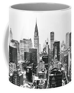 Nyc Snow Coffee Mug