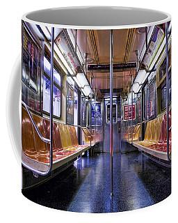 Nyc Subway Coffee Mug