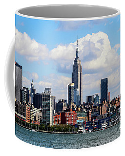 Nyc Westside Coffee Mug