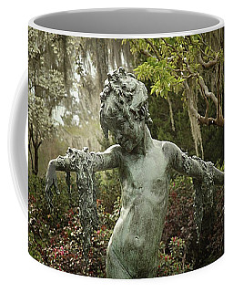 Coffee Mug featuring the photograph Wood Nymph by Jessica Brawley