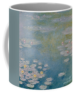 Nympheas At Giverny Coffee Mug