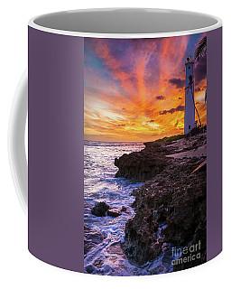 Oahu Lighthouse Coffee Mug