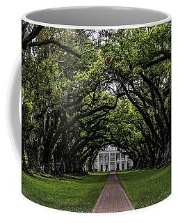 Oak Alley Plantation, Vacherie, Louisiana Coffee Mug
