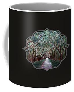Oak Avenue Coffee Mug by Anastasiya Malakhova