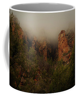 Oak Creek Canyon Arizona Coffee Mug