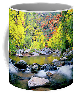 Oak Creek Canyon Coffee Mug
