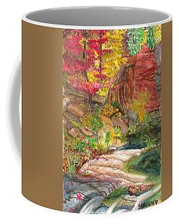 Oak Creek West Fork Coffee Mug