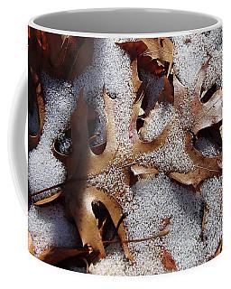 Oak Leaf Snow 2890 Coffee Mug