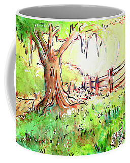 Oak Tree Hill Coffee Mug