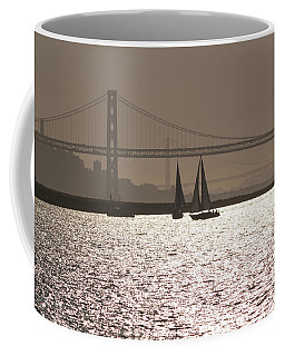 Oakland Bay Bridge IIi Coffee Mug