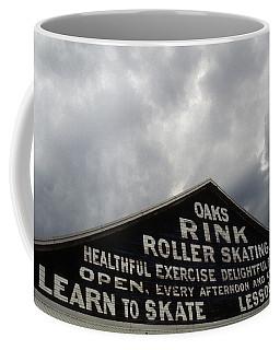 Oaks Skating Rink Coffee Mug