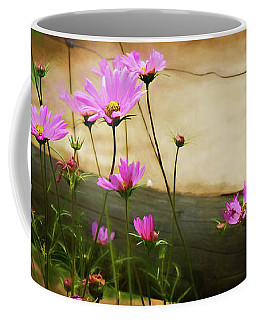 Coffee Mug featuring the photograph Oasis In The Desert by Lana Trussell