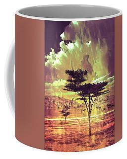 Oasis Coffee Mug