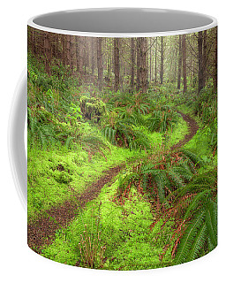 Oasis Of Serenity Coffee Mug by Jacqui Boonstra