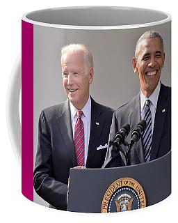 Obama And Biden Coffee Mug