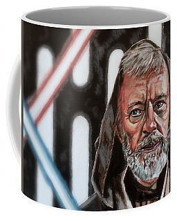 Obi-wan Kenobi's Last Stand Coffee Mug